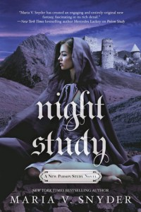 Night Study by M.V. Synder, Book release 2016,SciFi, Fantasy novel, 2016 sci-fi and fantasy book releases