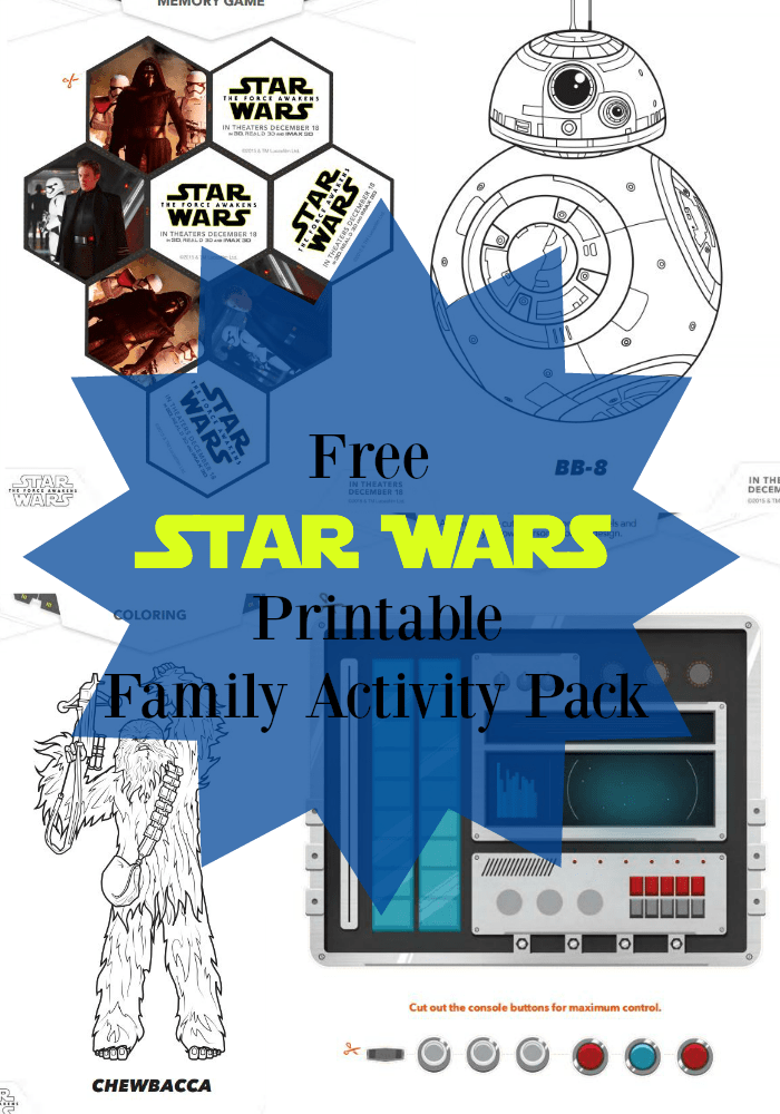 Star Wars Coloring pages Free Printables
