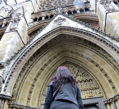 The Fairytale Traveler, Christa Thompson, Westminster Abbey, London