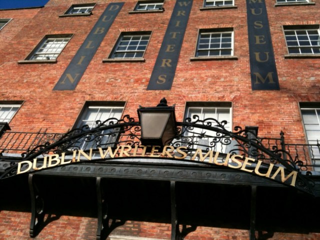 The Writers Museum, unique things to do in dublin