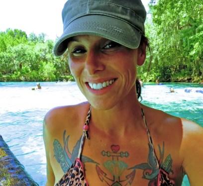 The Fairytale Traveler, Silver Glen Springs, Christa Thompson