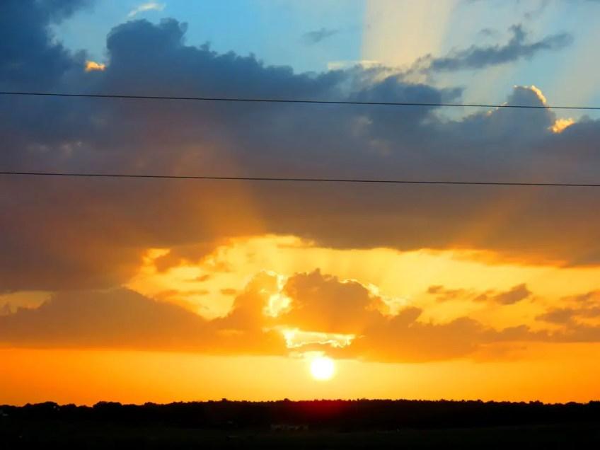 Florida, sunset