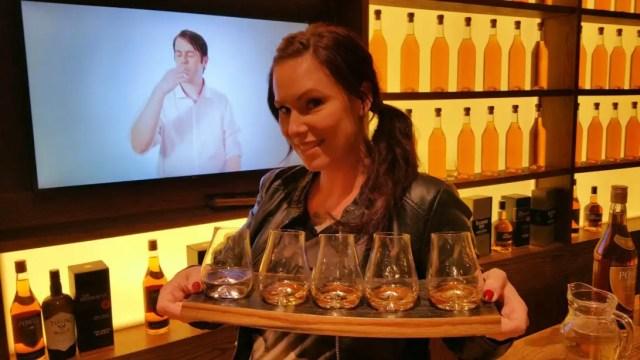 The Whiskey Museum, The Fairytale Traveler, Christa Thompson