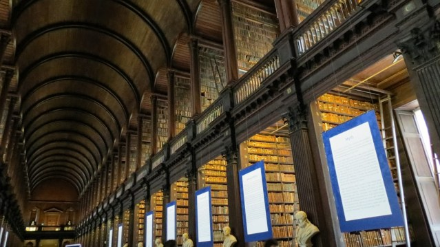 The Long Library, unique things to do in dublin