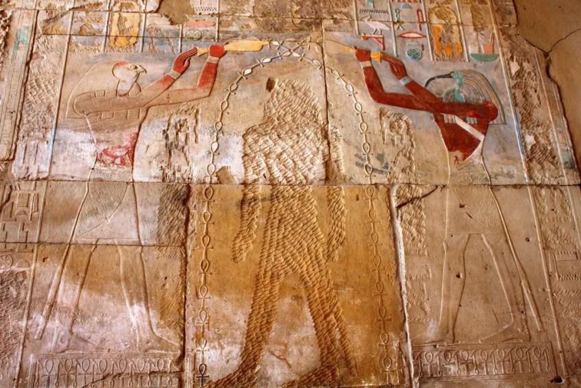 Egyptian mythology images, gods of egypt