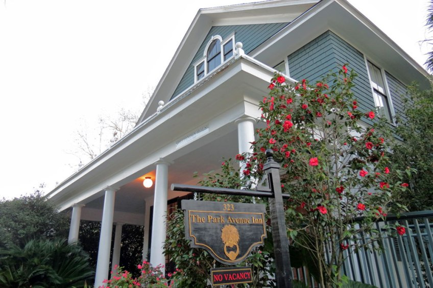 The Park Avenue Inn Tallahassee, Where to stay in Tallahassee