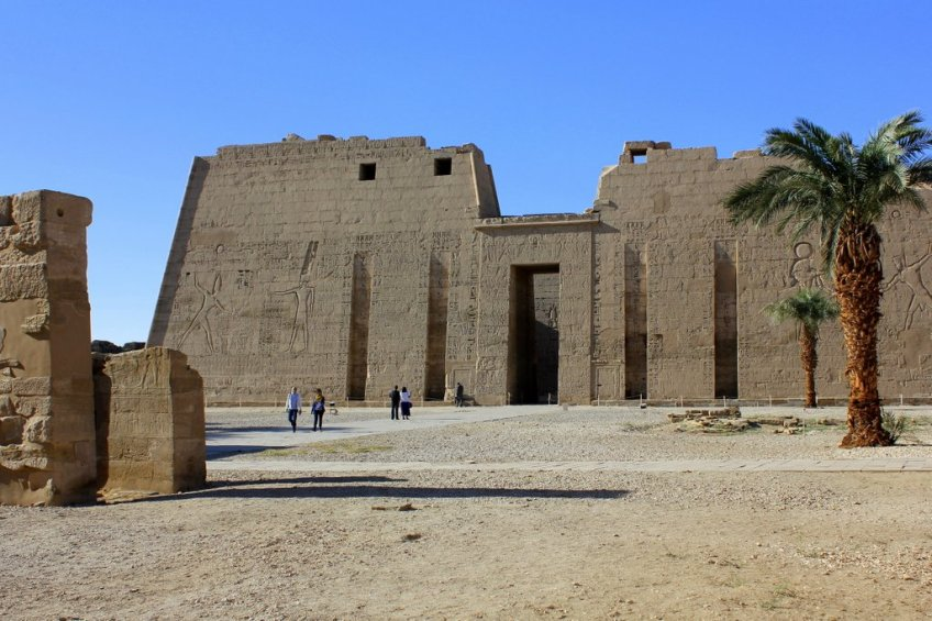 Temple of Edfu, Egypt gods of egypt