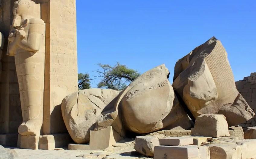 The Ramesseum, Egypt gods of egypt