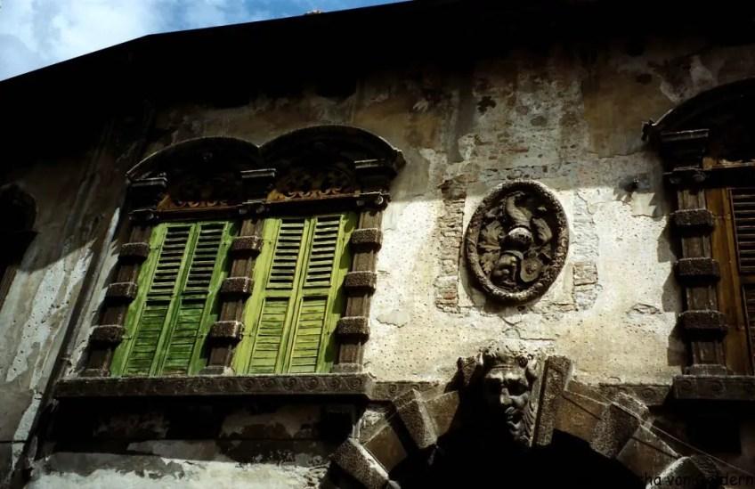 Windows of Verona