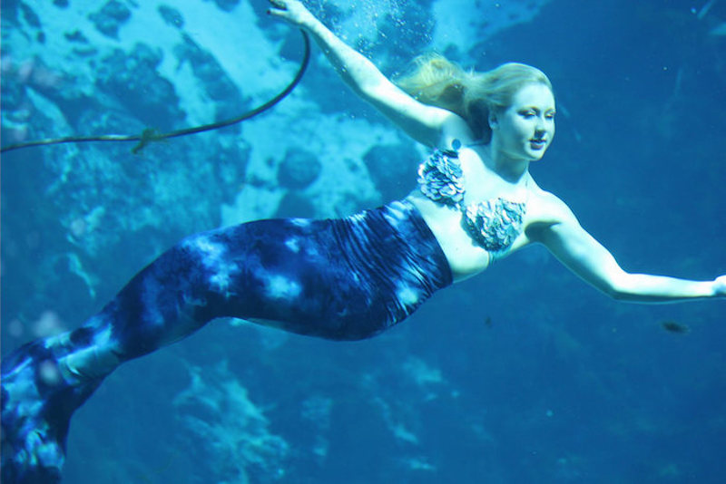 Things to Do in Florida Weeki Wachee Mermaids