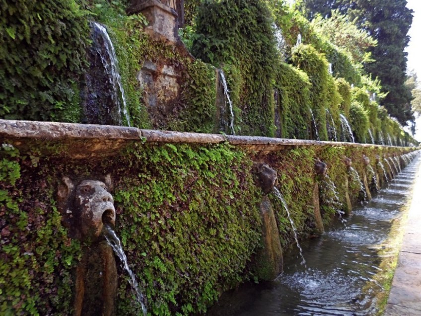 BEAUTIFUL GARDENS, Villa d'Este Photo source Sergi Montes