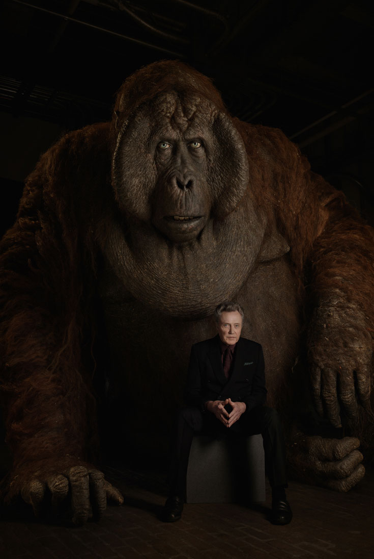 The Jungle Book, Christopher Walken, King Louie