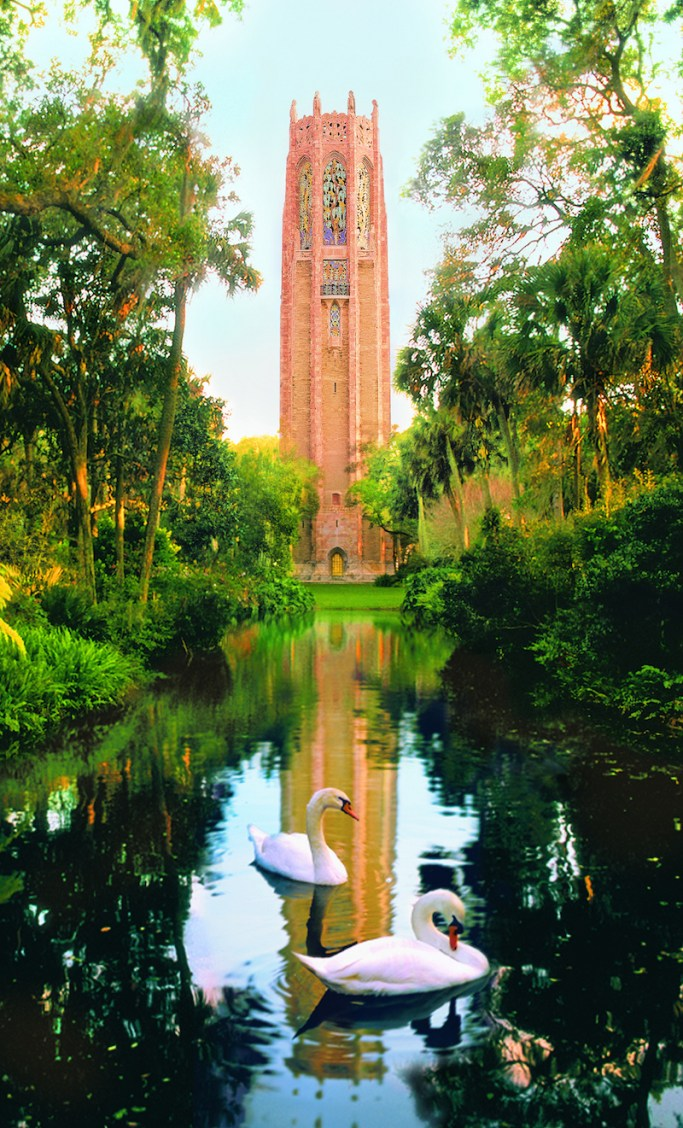 Things to Do in Florida bok tower gardens