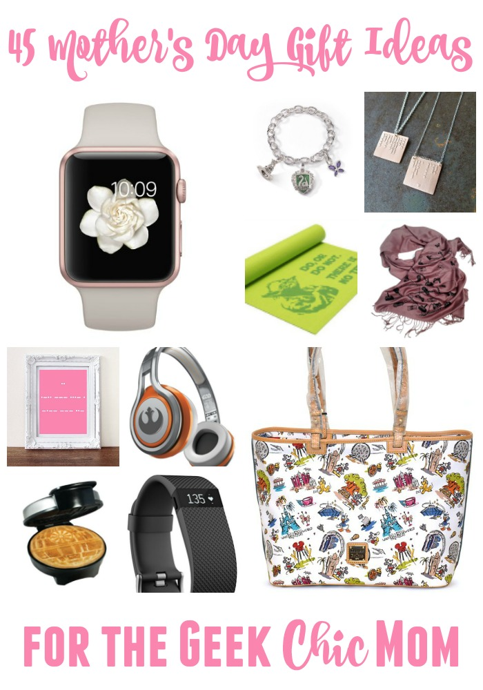 Geek Mother's Day Gift Ideas
