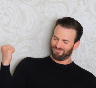 Chris Evans, Bloggers, Interview, Captain America interview,