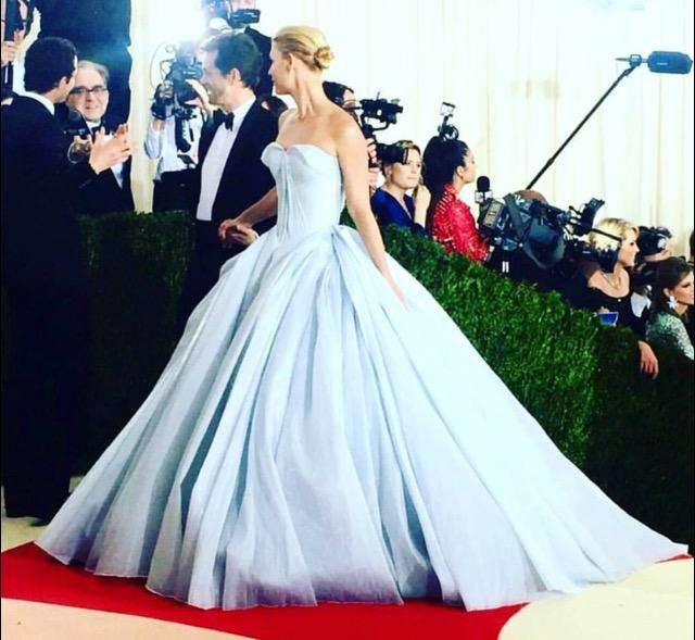 Claire Danes Met Gala 2016