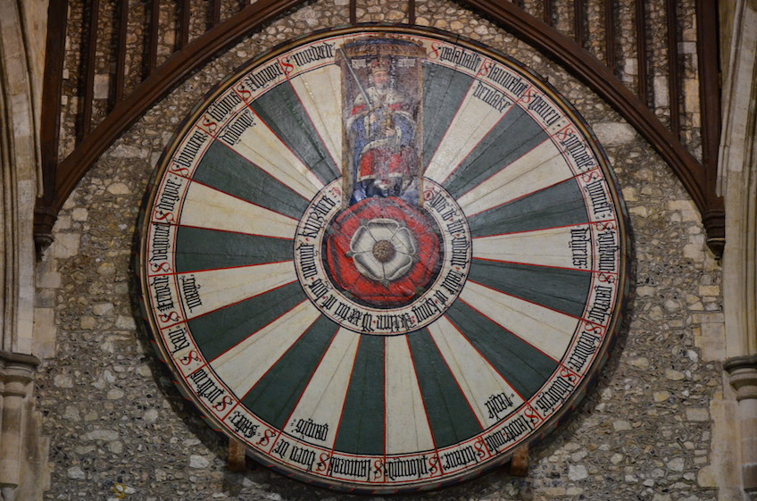 Winchester Round Table King Arthur
