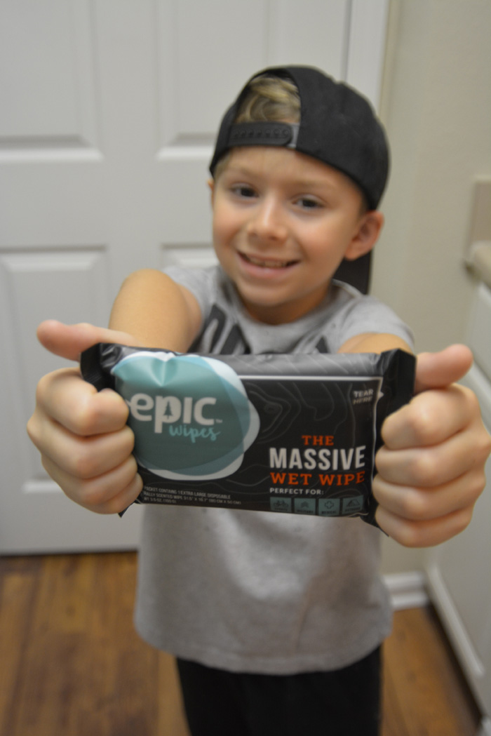 Epic Wipes, Review, Gauge, The Little Fiarytale Traveler, Kid friendly