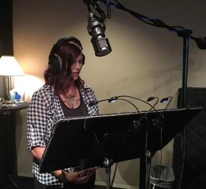 Christa Thompson, Zootopia, Voice over, Disney Toon Studios, Paul McGrath