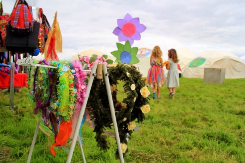 Three Wishes Faerie Festival in Cornwall Photo by Natasha von Geldern