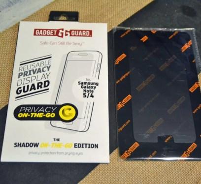 GadgetGuard, screen guard