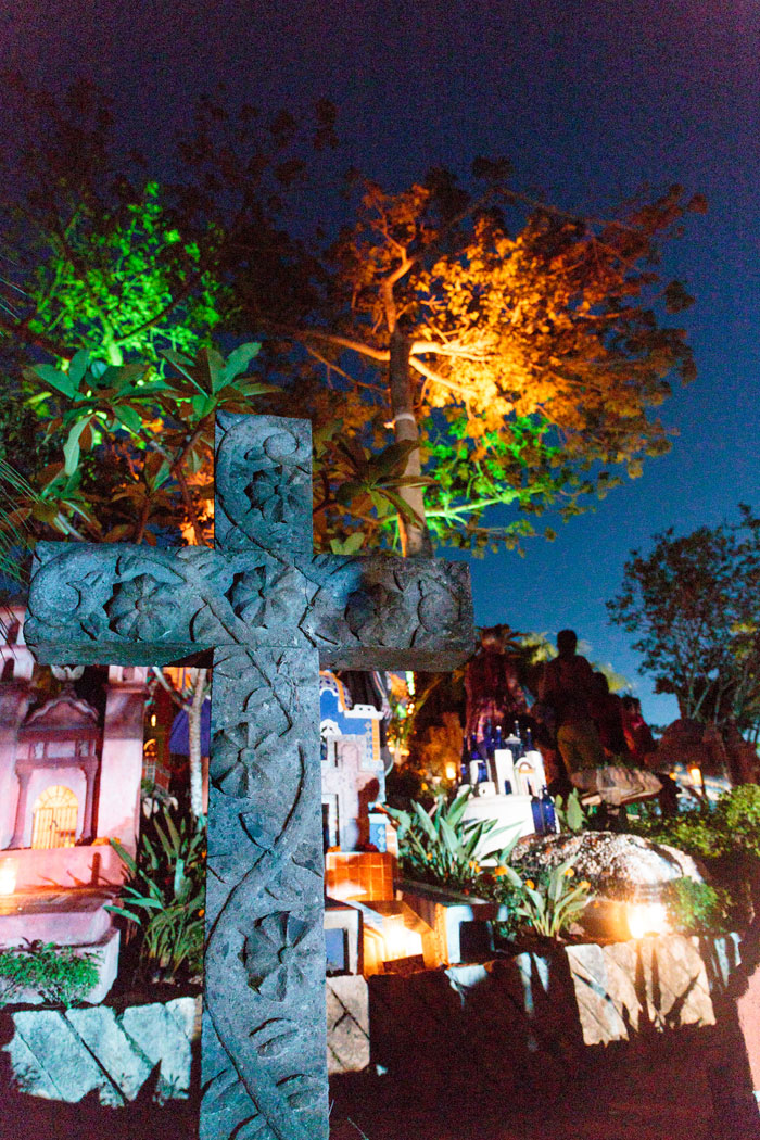 Day of the Dead vacation, Xcaret, Mexico, dia de los muertos, cemetery