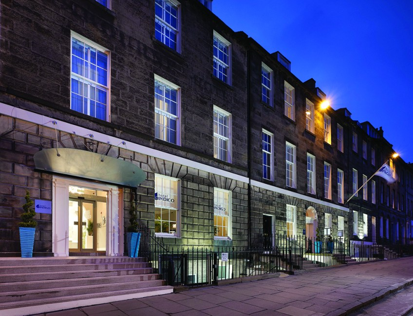 Hotel Indigo Edinburgh, Boutique Hotel in Edinburgh