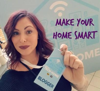 Best Buy Tech Home, Christa Thompson