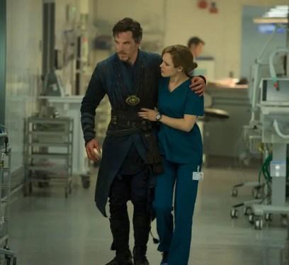 Doctor Strange, Rachel McAdams, Christine Palmer, Night Nurse, Interview
