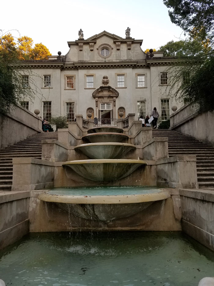 Swan House, Date ideas in Atlanta