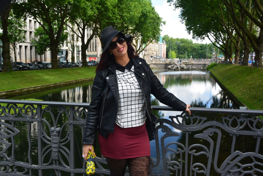 Things to do in Dusseldorf, Christa Thompson