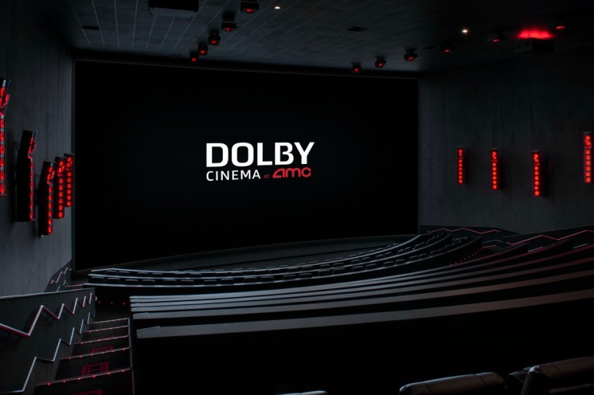Moana in Dolby Cinema