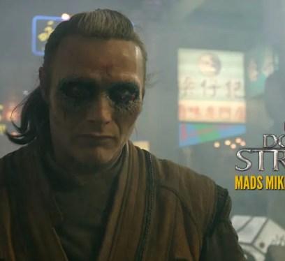 Mads Mikkelsen, Doctor Strange, Kaecilius