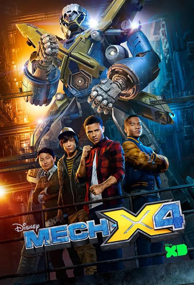 MECH X4