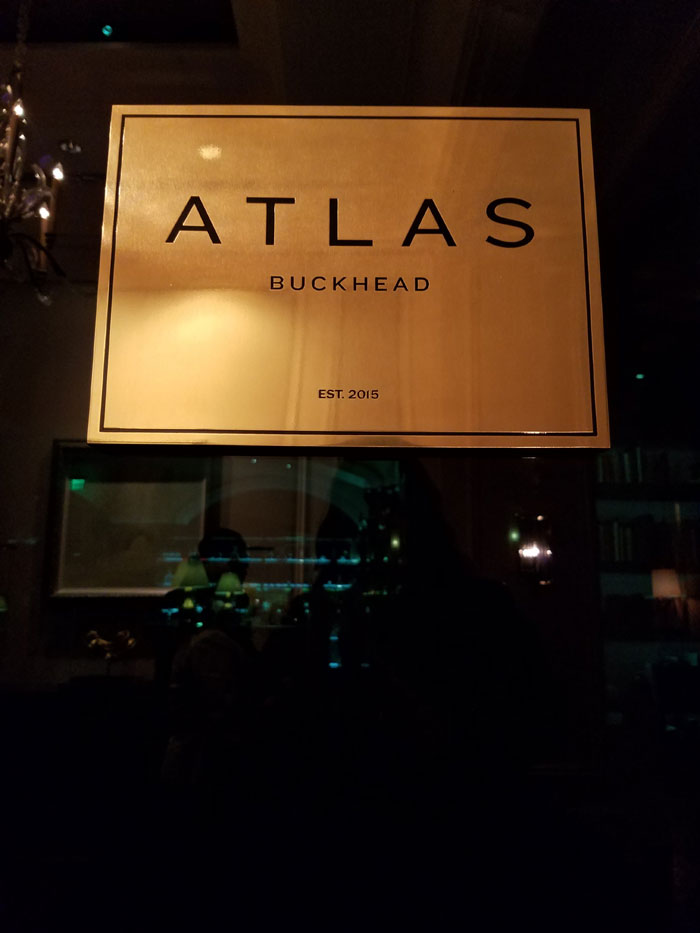 Atlas, photo Christa Thompson 2016