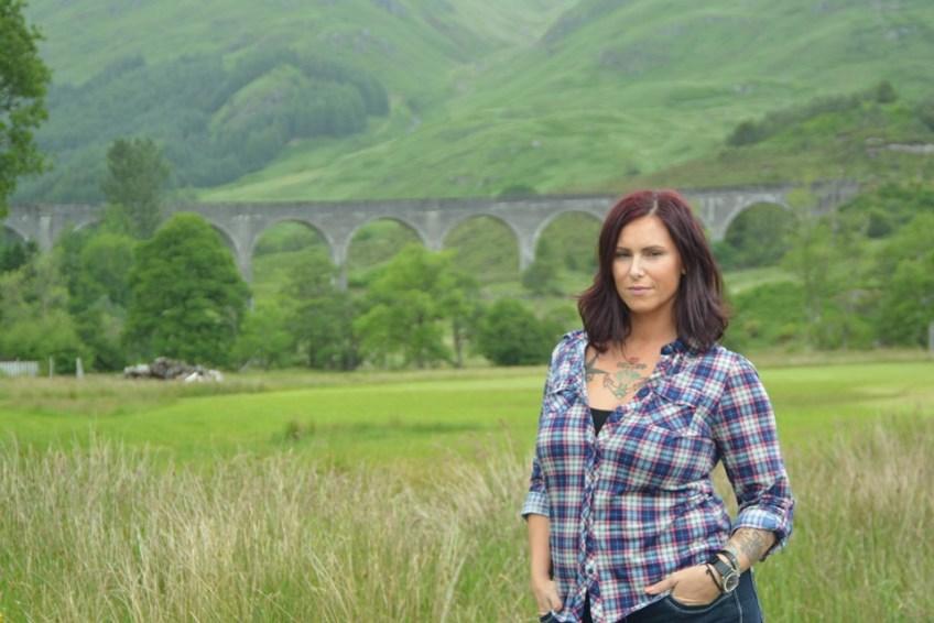 Christa Thompson, Glenfinnan Viaduct, Scotland