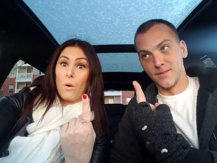 Christa Thompson, Sean Overstreet, kia sorento, north american road trip tips