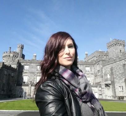 Ireland's Ancient East, Kilkenny Castle, Christa Thompson, money while traveling