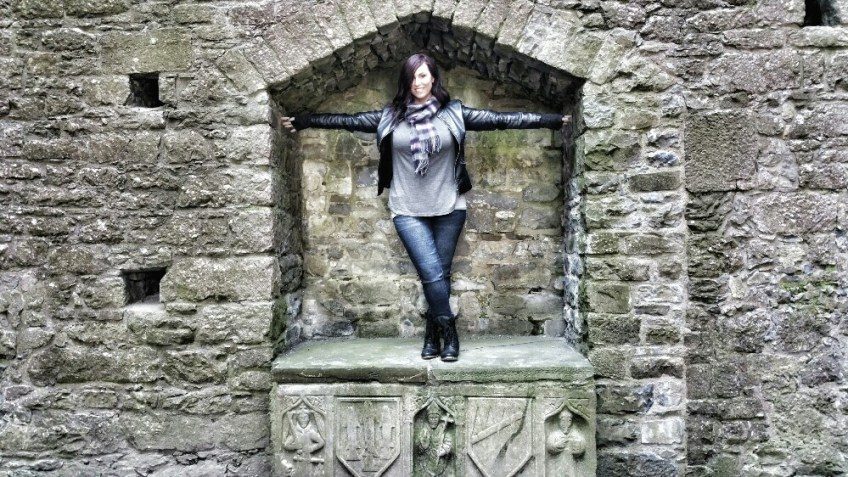 Ireland's Ancient East, The Rock of Cashel, Christa Thompson