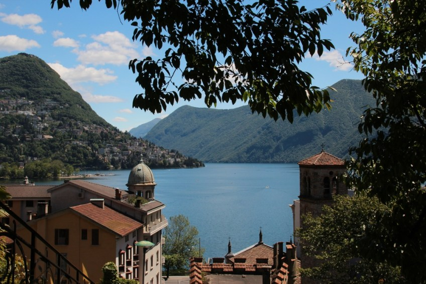 Lugano Switzerland, magical places in europe