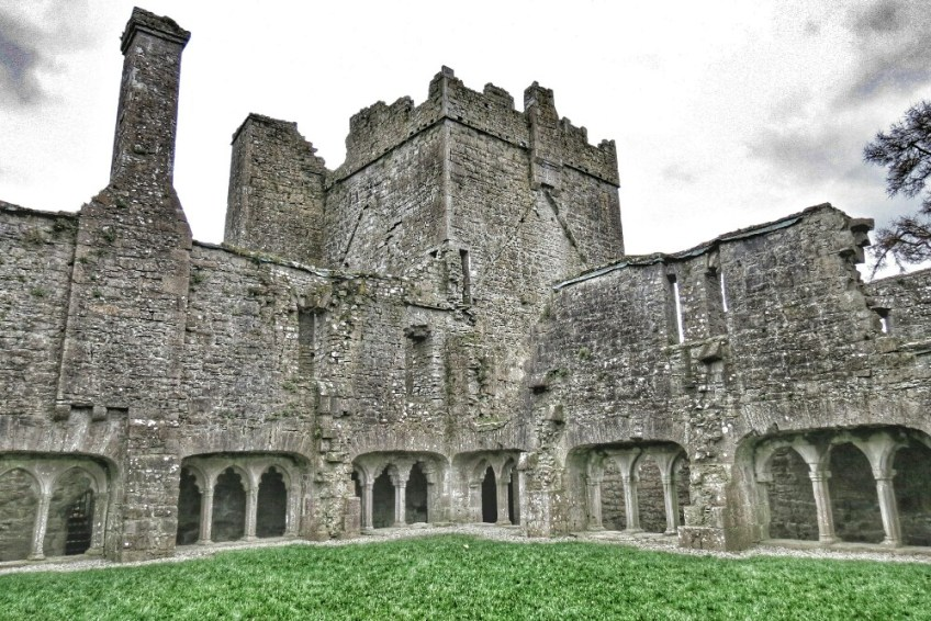 Ireland's Ancient East, Bective Abbey