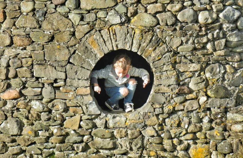 Ireland's Ancient East, Newgrange, Gauge Rybak, KidFriendly