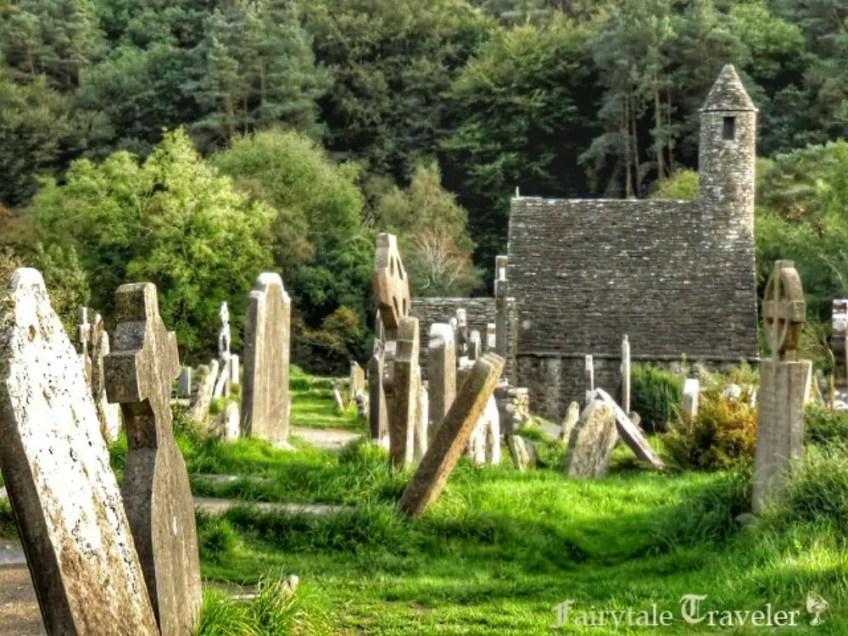 Ireland's Ancient East, The Monastic Settlement at Glendalough