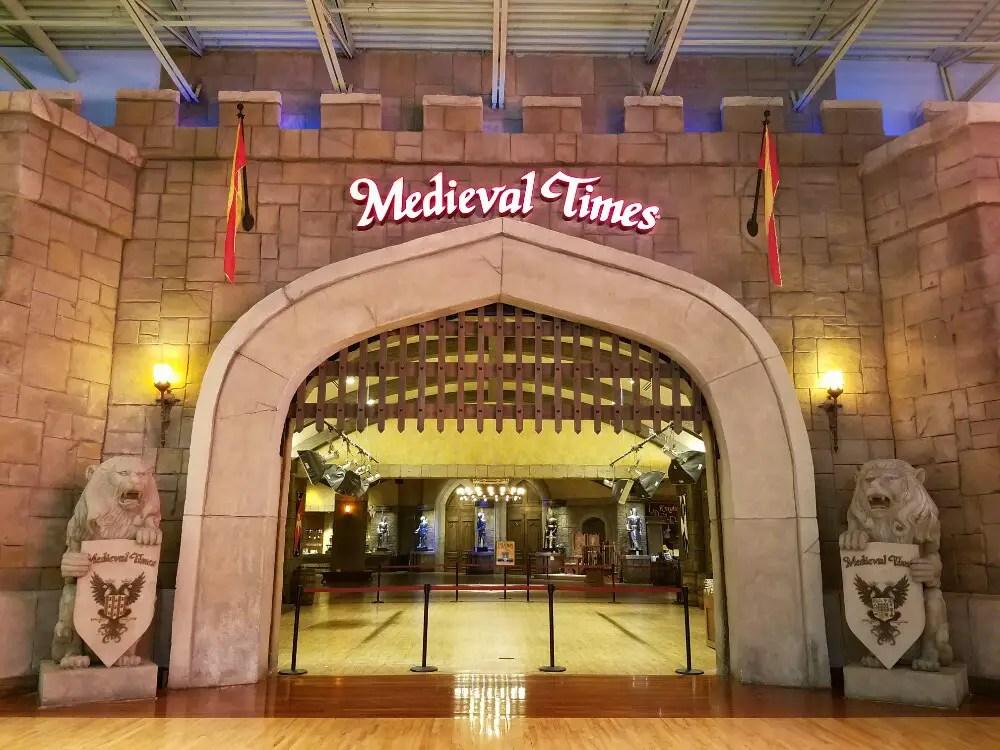 Medieval Times Atlanta Castle