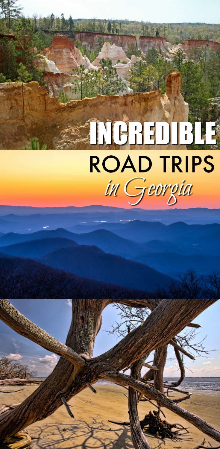 Road Trips in Georgia