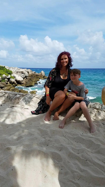 Sacred Mayan Journey Xcaret, Gauge Rybak, Christa Thompson