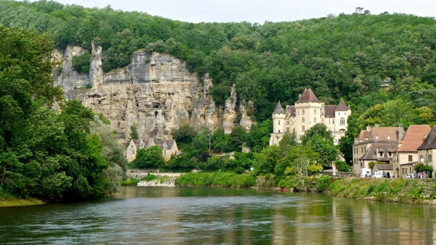 Chateaus in Dordogne