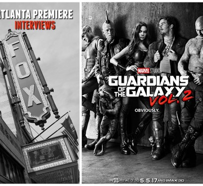 Guardians of the Galaxy Volume 2, Atlanta premiere