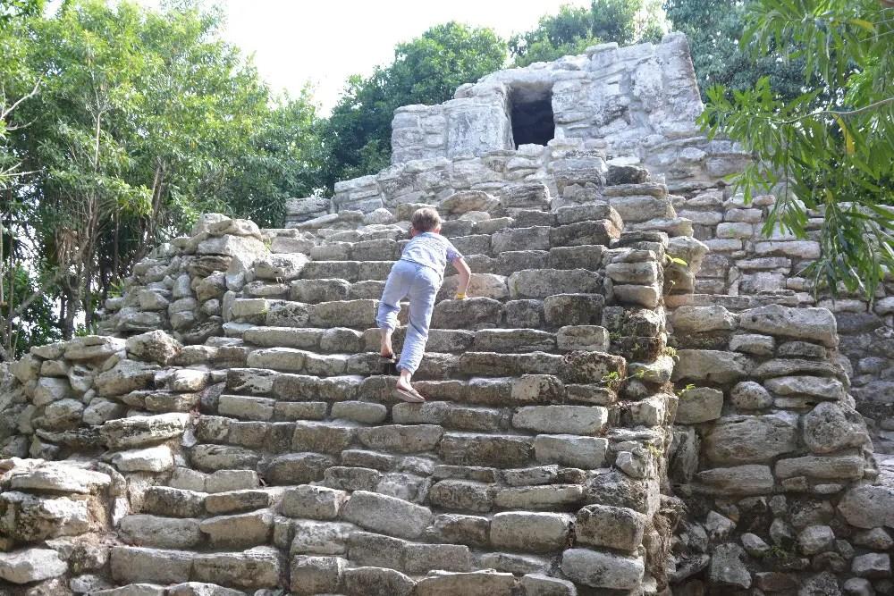 Sacred Mayan Journey Xcaret, Gauge Rybak, Kidfriendly
