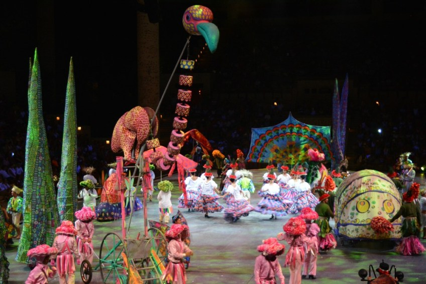 Sacred Mayan Journey Xcaret. Dinner show